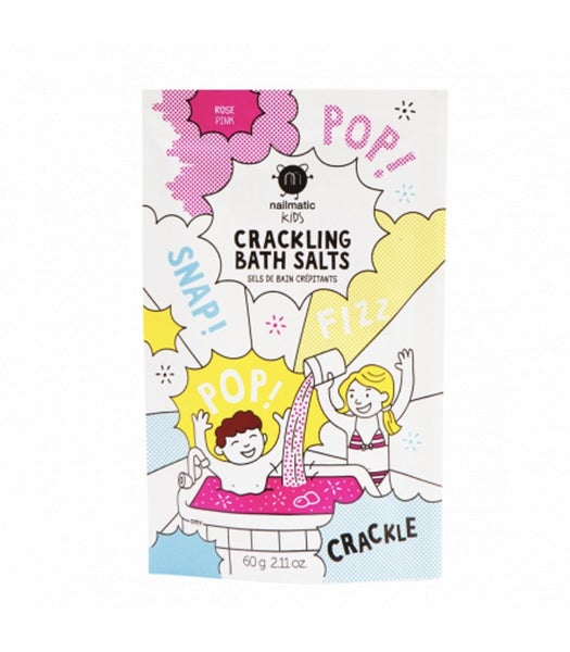 Image of NAILMATIC crackling bath salts