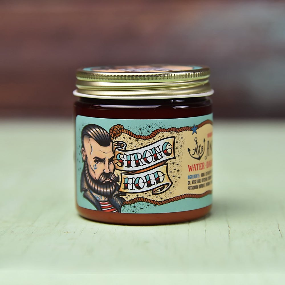 Image of Anchors Aweigh Strong Hold Pomade