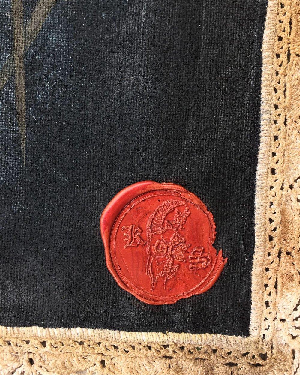AGNVS DEI Original Painting