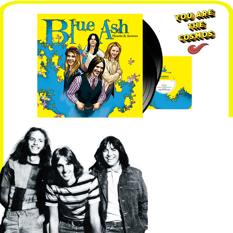Image of BLUE ASH 2LP + 7""