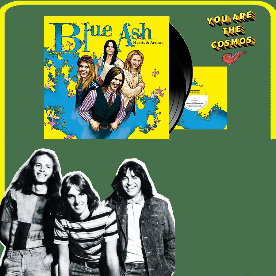 """Image of BLUE ASH 2LP + 7"""""""