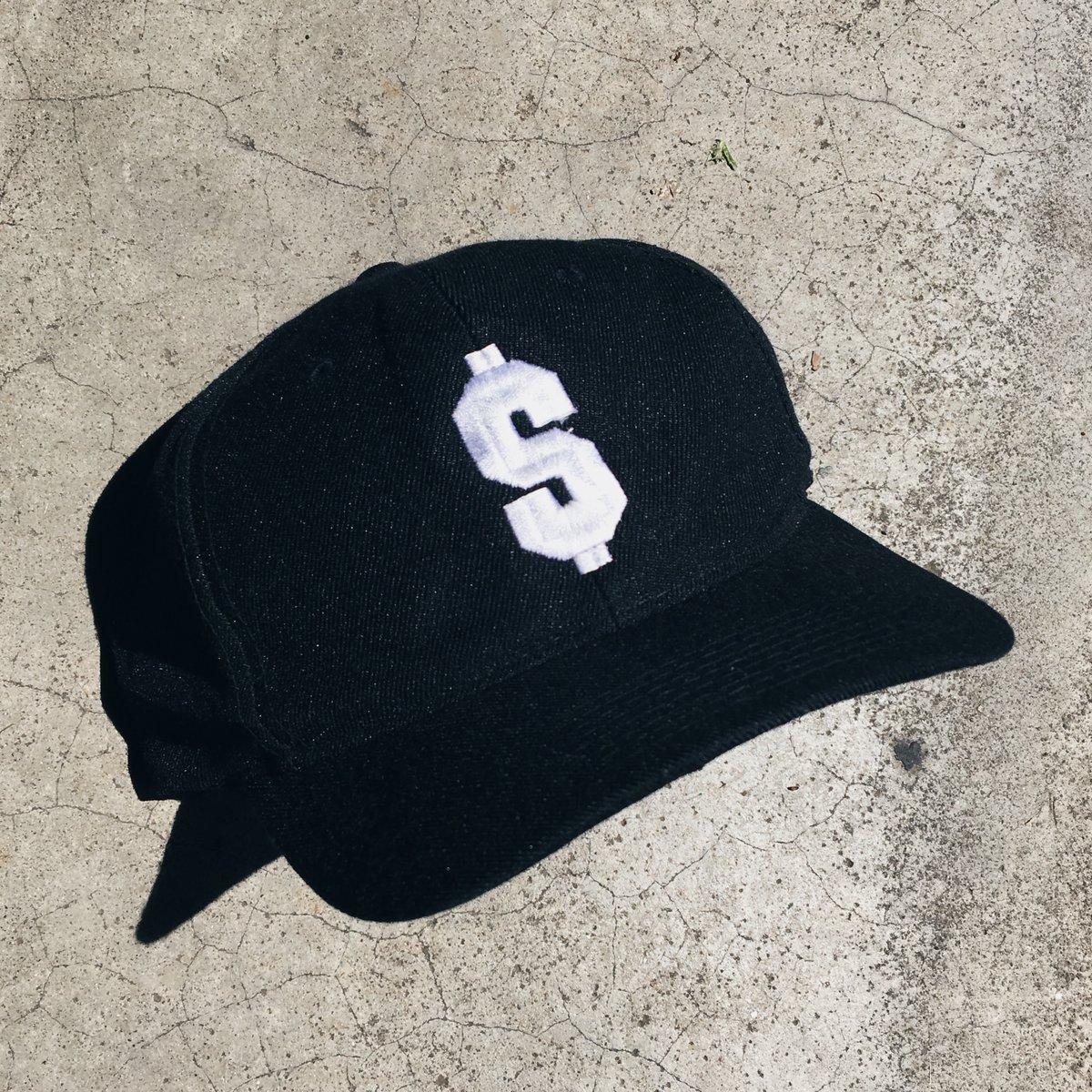 Image of Original 90's Ice-T Snapback Hat.
