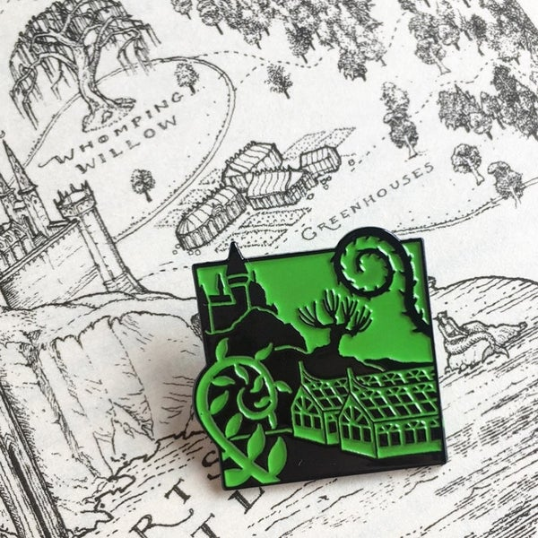 Image of The Greenhouses Pin