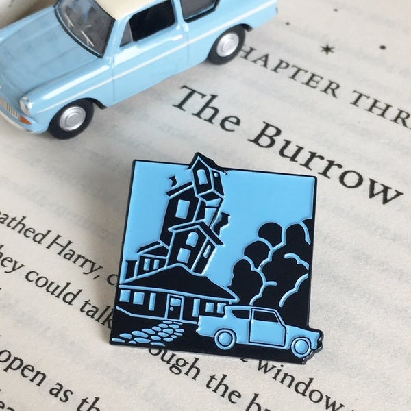 Image of The Burrow Pin