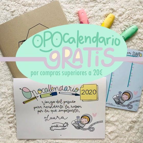 Image of P  R  O  M  O   opocalendario 2020