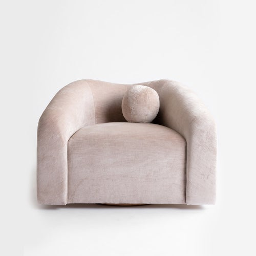 Image of Wave Swivel Chair
