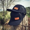 Montana Coral Cork Patch Hats -2 Styles