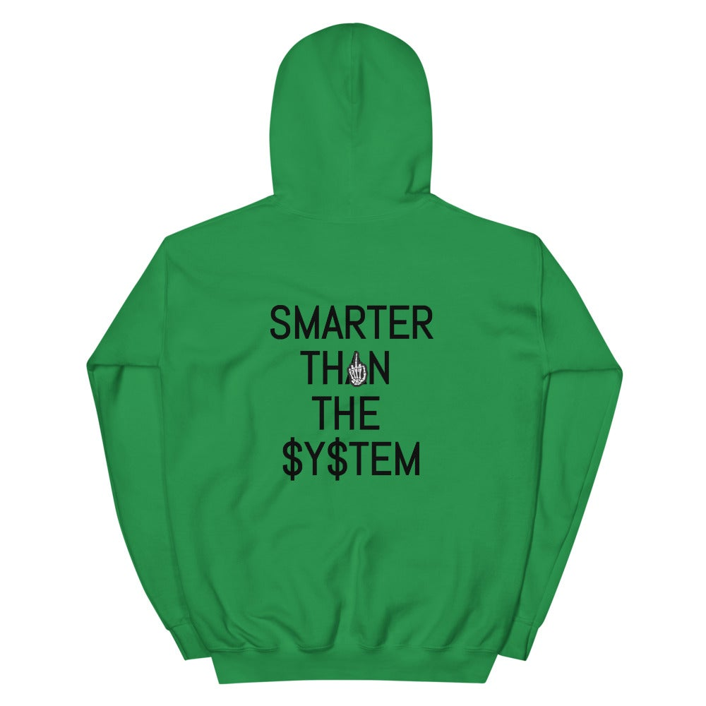 Image of Smarter Than The System Hoodie