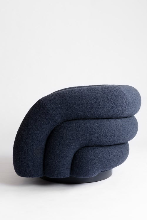Image of Channel Swivel Chair