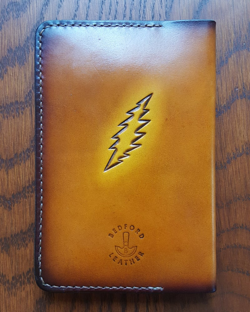 Image of Bertha Oak Leaves / 13 Point Bolt Fieldnotes Cover