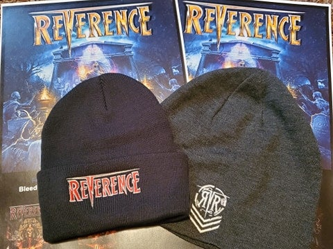 Image of RVR Embroidered Beanie Hat