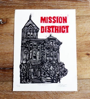 """Image of """"Mission District"""""""
