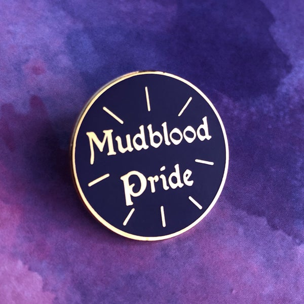 Image of Status Pride Pin