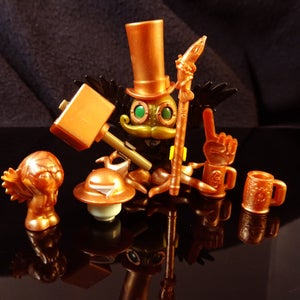 Image of Munchkin Bricks 2 in COPPER! Limited Quantities
