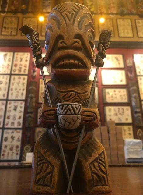 Image of Pre-Order Reserve Tahiti Felix 70th Anniversary Tiki Mug