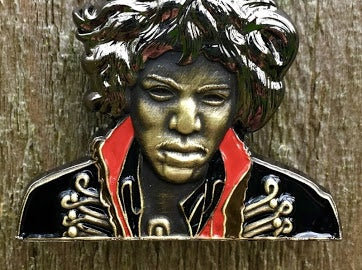 Image of Jimi Hendrix - 27 Club Series