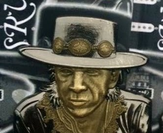 Image of Stevie Ray Vaughn - TMTF Series