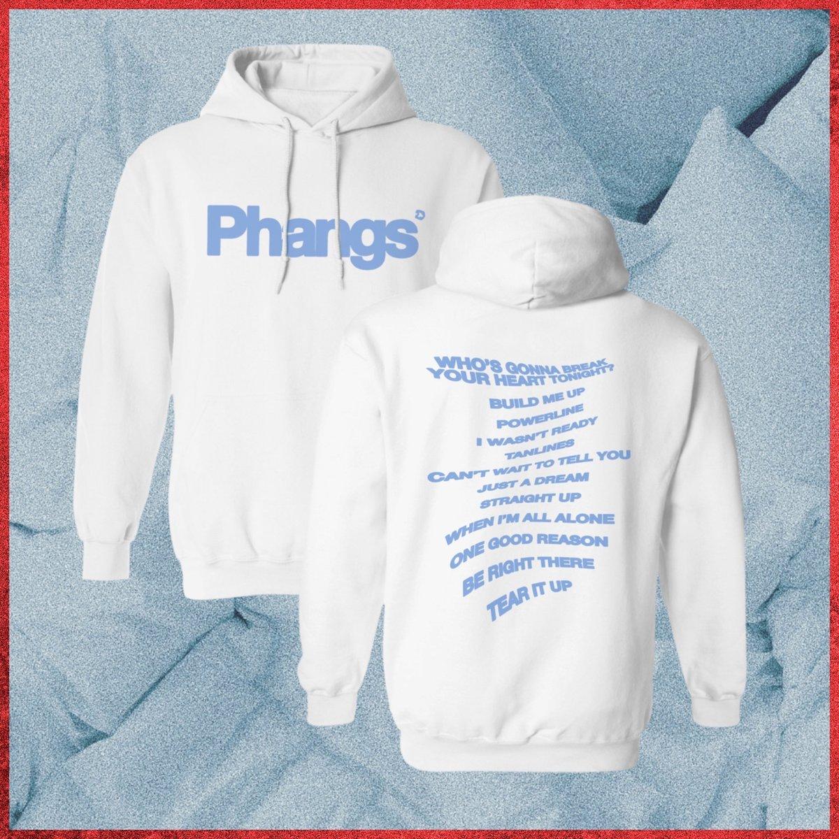 WGBYHT track list hoodie