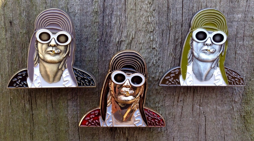Image of Kurt Cobain - 27 Club Series