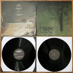 "Image of Encoffination ""We Proclaim Your Death, O' Lord"" Double LP"