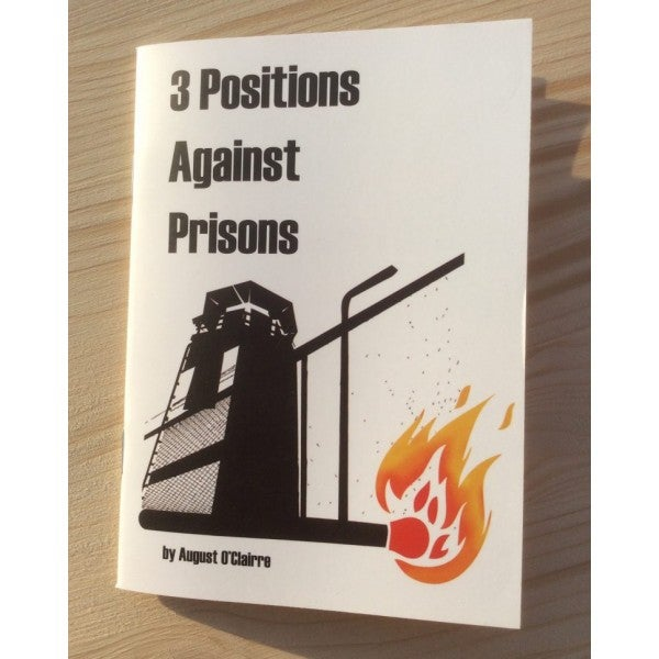 Image of 3 Positions Against Prisons