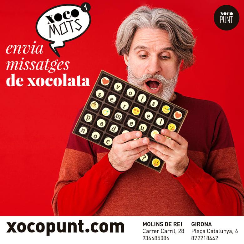 Image of XOCOMOTS 35 - Vols ser el meu padrí?