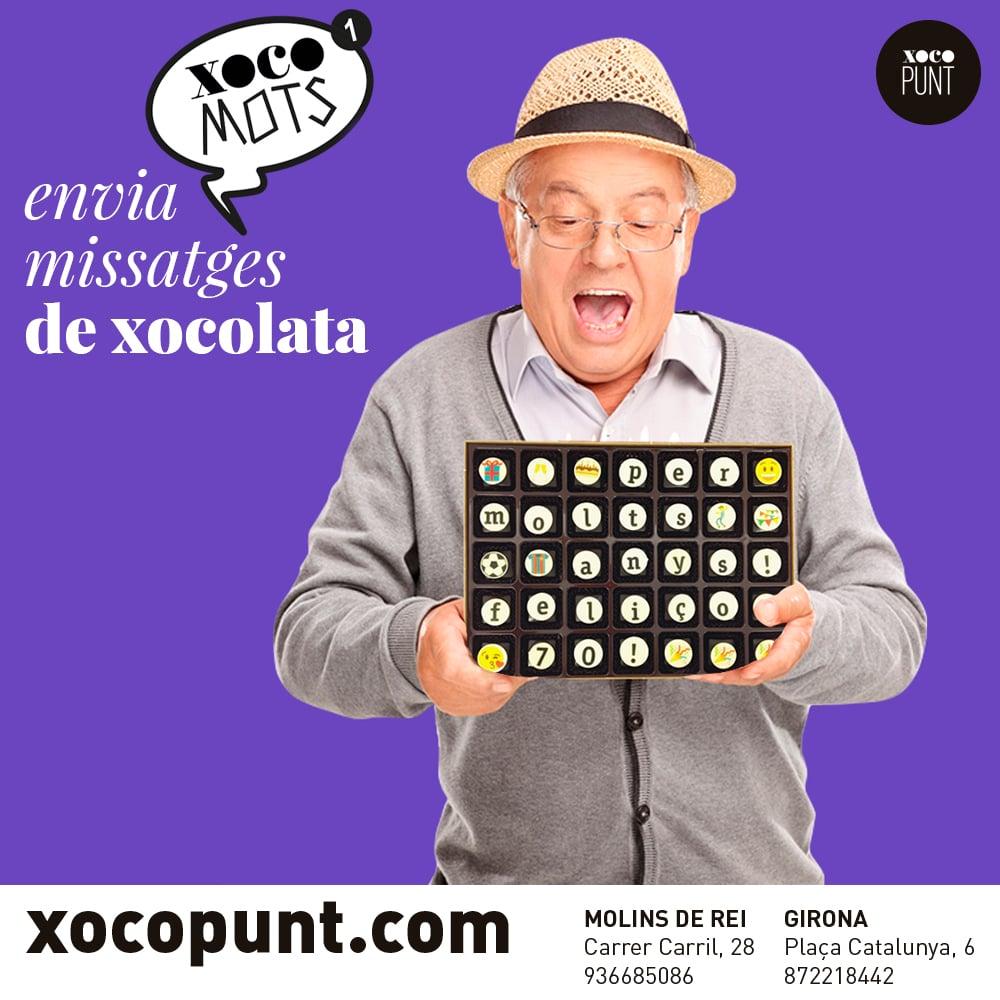 Image of XOCOMOTS 35 - Per molts anys... 70