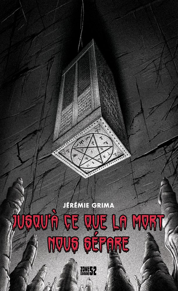 Image of JUSQU'À CE QUE LA MORT NOUS SÉPARE, de Jérémie Grima