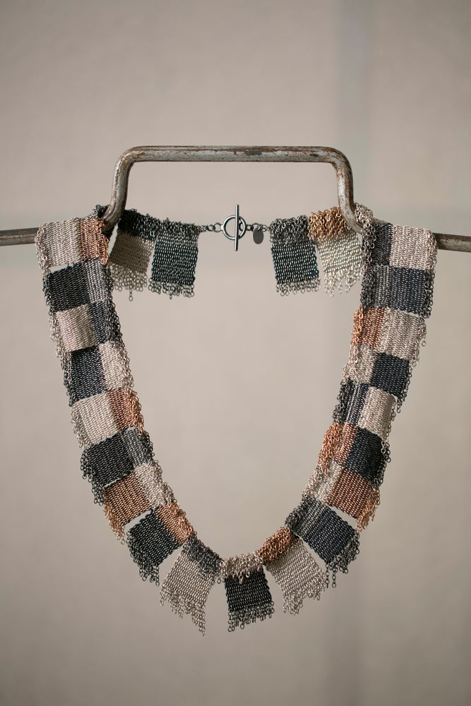 Image of Collar necklace by Stephanie Schneider