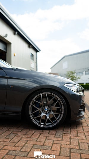 Image of BMW M235i M240i Motech Stance + ( LOWER ) -30mm/25mm