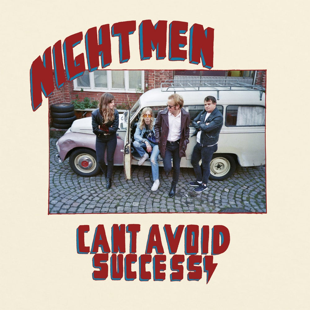 "Image of NIGHTMEN ""Cant´t Avoid Success"" LP"