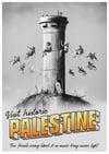 BANKSY - Palestine Poster