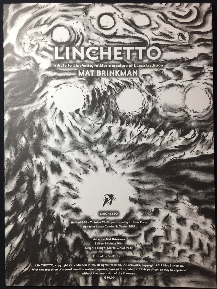 Image of Linchetto by Mat Brinkman