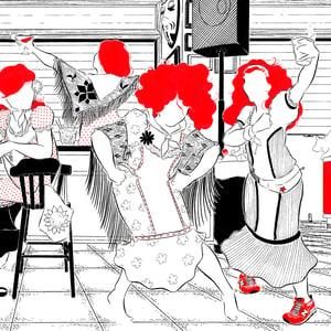 """Image of """"San Isidro 2020"""" (Ilustración original)"""