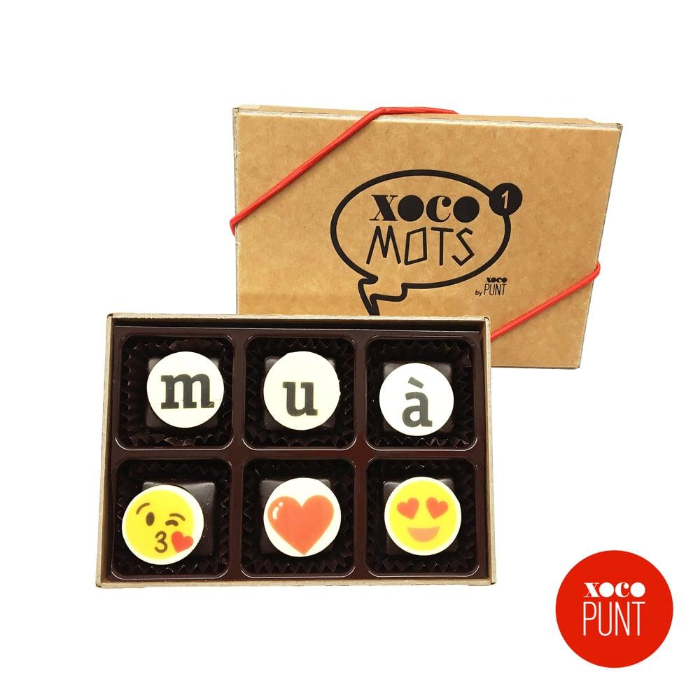 Image of XOCOMOTS 6 - Muà