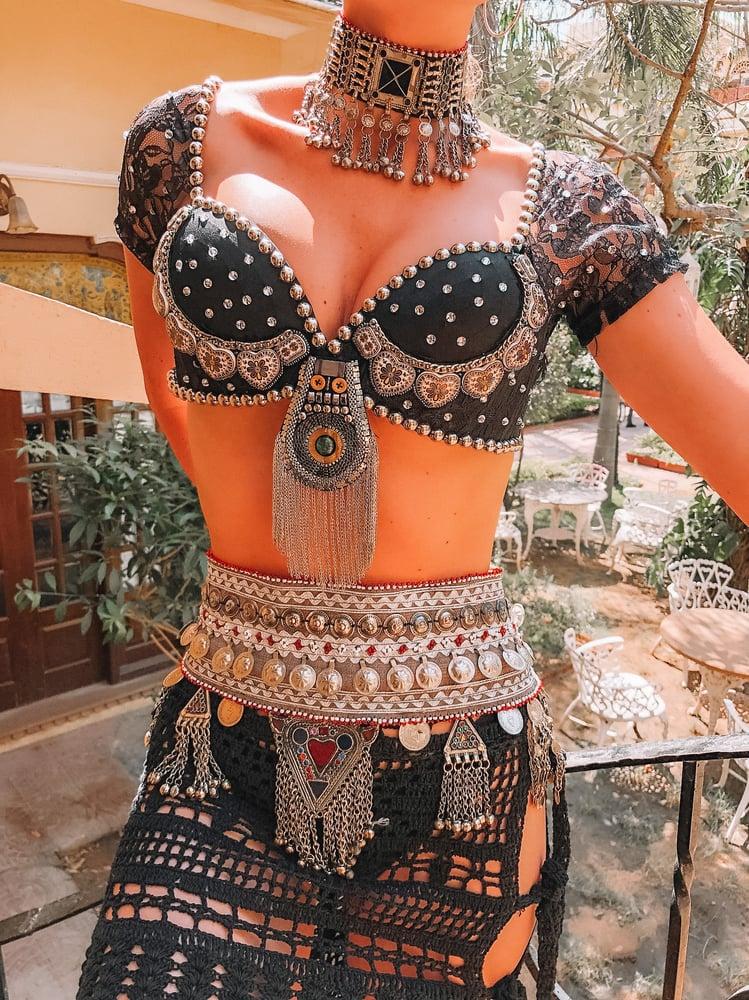 Image of Tribal Vintage Belt
