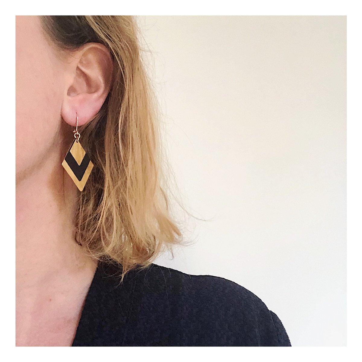 Boucles d'oreilles FRIDA #2
