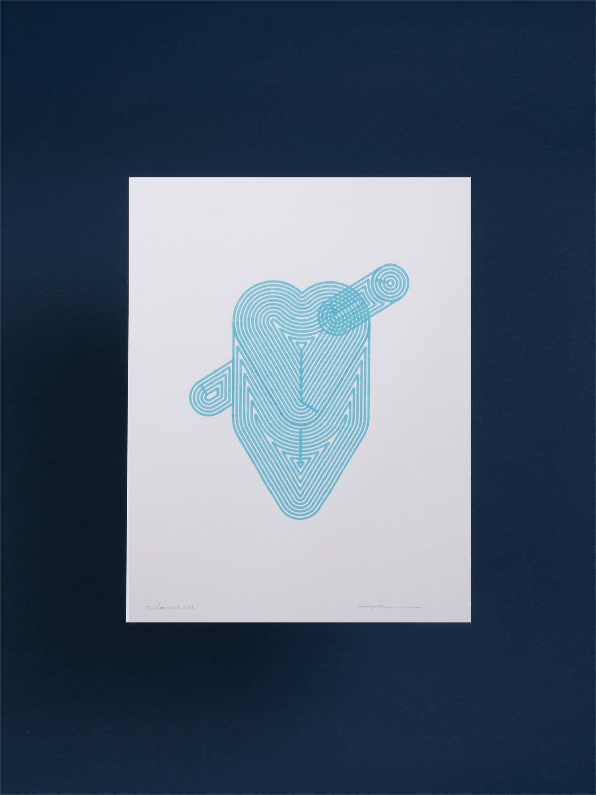 Doodle Heart arrows