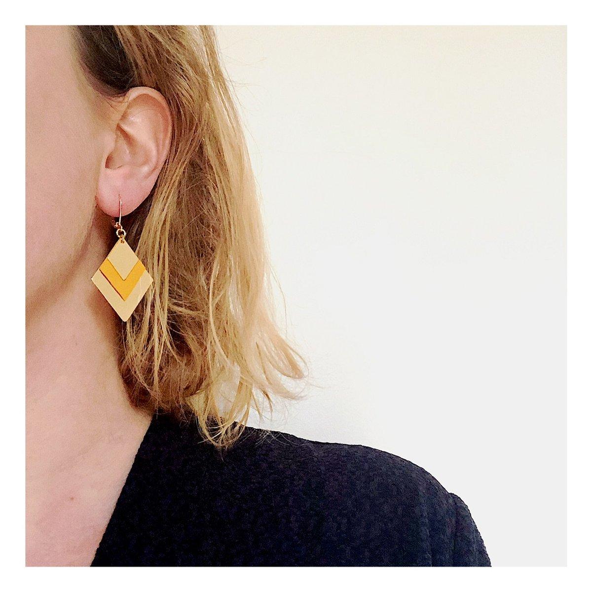 Boucles d'oreilles FRIDA #3