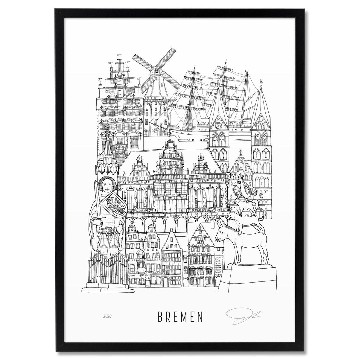 Image of CITY PORTRAIT BEMEN