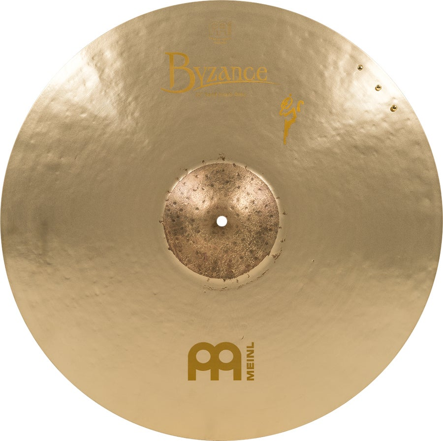 "Image of Hand-selected by Benny Greb: MEINL 22"" BYZANCE VINTAGE SAND CRASH-RIDE"
