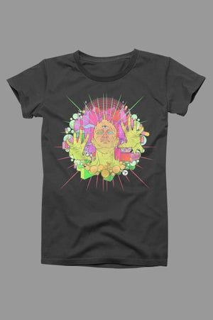 Image of Psychodelic Pitch T-Shirt
