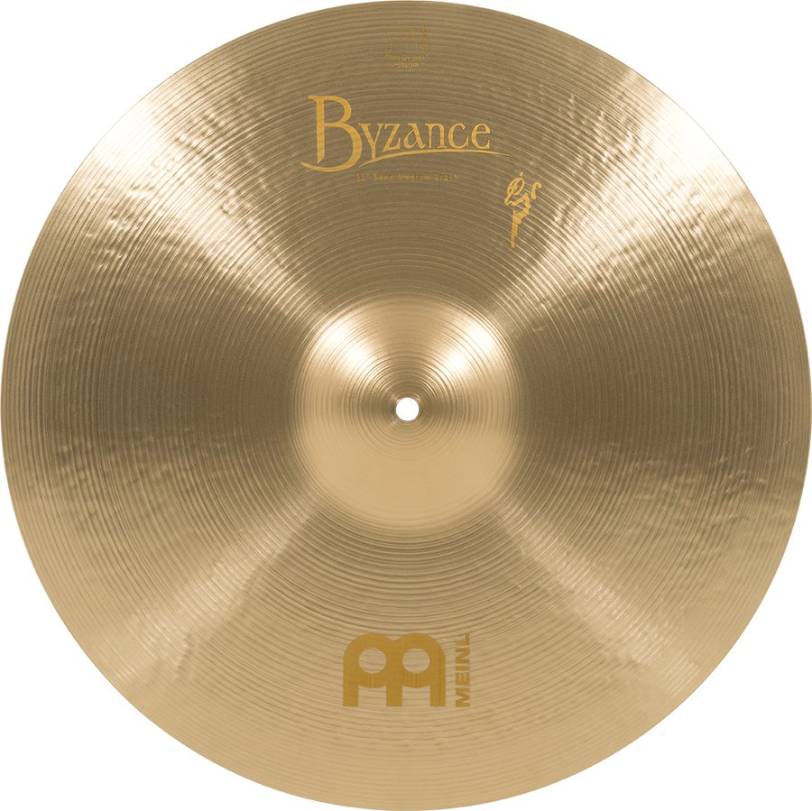 "Image of Hand-selected by Benny Greb: MEINL 18"" BYZANCE VINTAGE SAND MEDIUM CRASH"