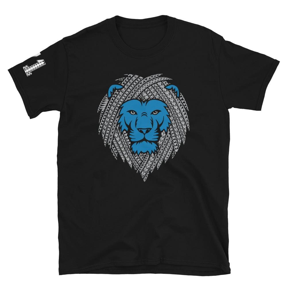 Image of Danny Shelton Tribal Lion Tee