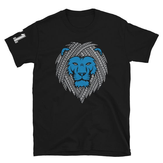 Image of Danny Shelton Tribal Lion Tee