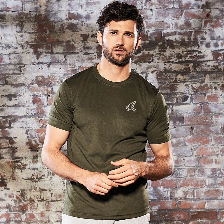 Image of Combat Green Training Tee
