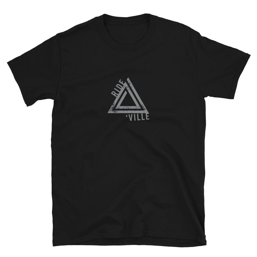 Ride 'Ville Short-Sleeve Unisex T-Shirt (VORTX)