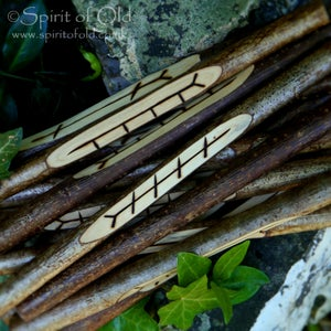 Image of Full Moon Stonehenge ogham staves (D233)
