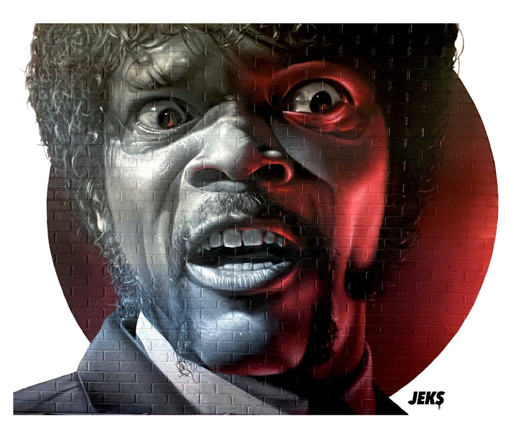 "Image of Limited Edition - ""Jules Winnfield"" Print"