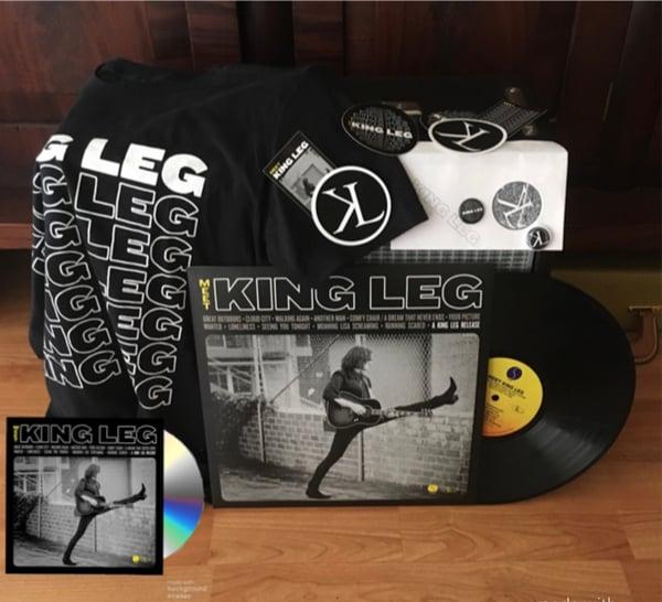 Image of Vinyl & CD Bundle